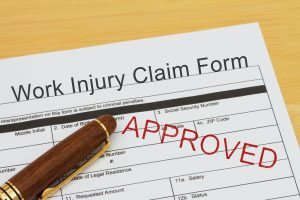 Workers compensation form approved from Smithfield workers compensation lawyer