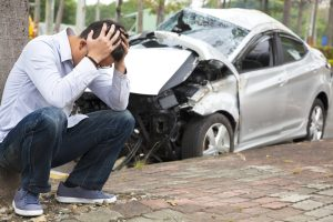 if in a car accident contact a skilled personal injury attorney in hampton