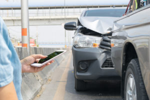 dealing with car accident in which you were not at fault? look to reputable personal injury lawyer in Hampton