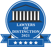 Lawyers of Distinction 2021